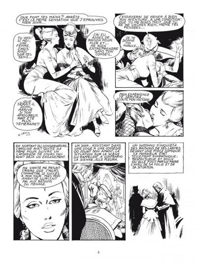 Page 4 l'école des biches ; les jeunes filles modèles