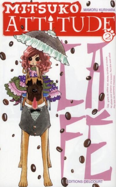 image de Mitsuko attitude tome 2 - café