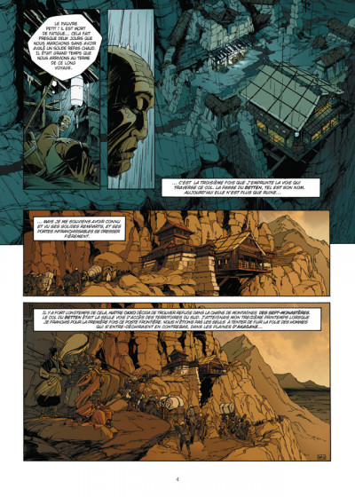 Page 2 Okko - le cycle de la terre - intégrale tome 3 et tome 4