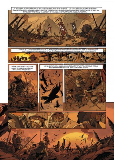 Page 3 Okko - le cycle de la terre - intégrale tome 3 et tome 4