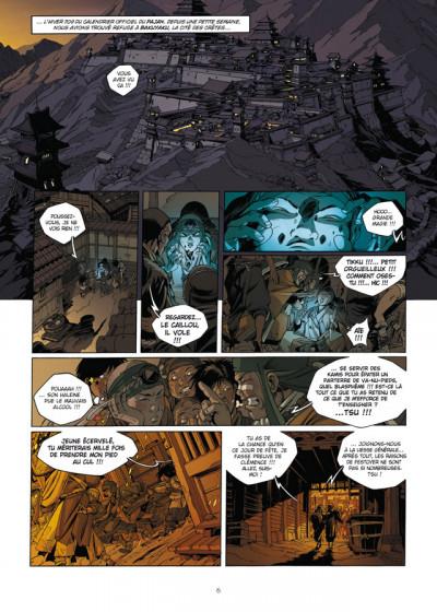Page 4 Okko - le cycle de la terre - intégrale tome 3 et tome 4