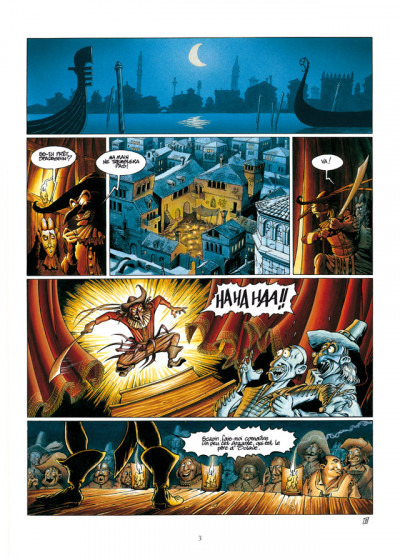 Page 1 de cape et de crocs - INTEGRALE VOL.1 - T.1 ET T.2