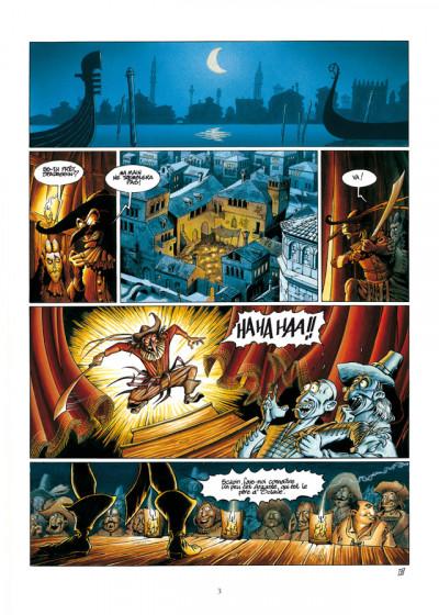 Page 1 de cape et de crocs - intégrale tome 1 a tome 2
