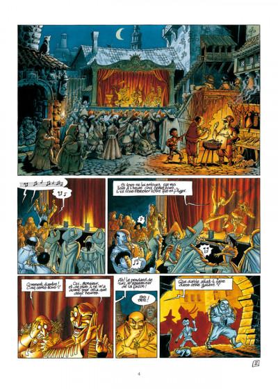 Page 2 de cape et de crocs - intégrale tome 1 a tome 2