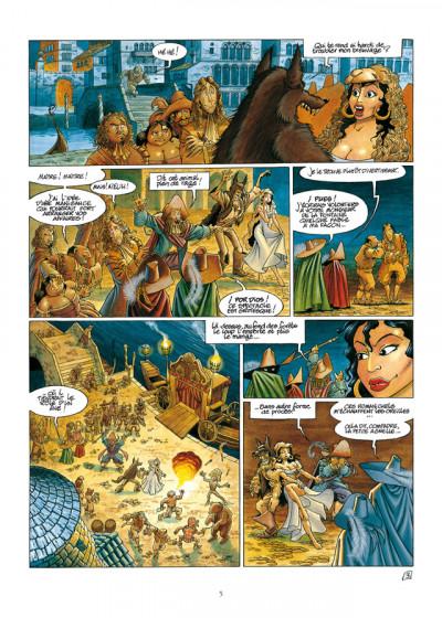 Page 3 de cape et de crocs - intégrale tome 1 a tome 2