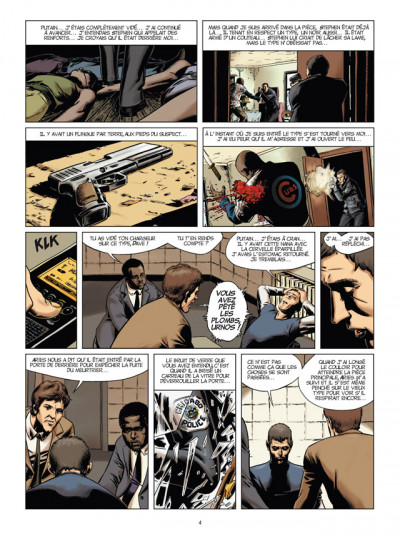 Page 3 zodiaque tome 1 - le défi du bélier