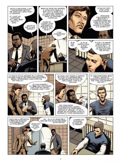 Page 4 zodiaque tome 1 - le défi du bélier