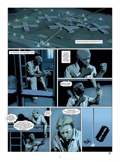 Page 1 zodiaque tome 2 - le secret du taureau