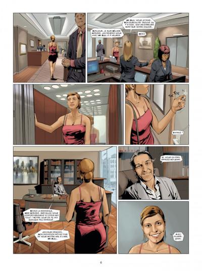Page 4 zodiaque tome 2 - le secret du taureau