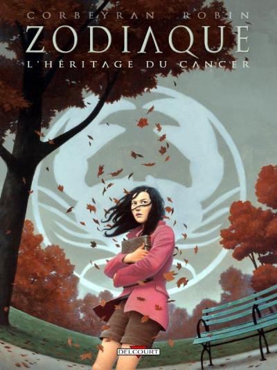 image de zodiaque tome 4 - l'héritage du cancer