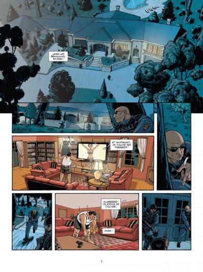 Page 1 zodiaque tome 7 - le jugement de la balance