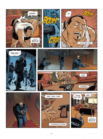 Page 2 zodiaque tome 7 - le jugement de la balance