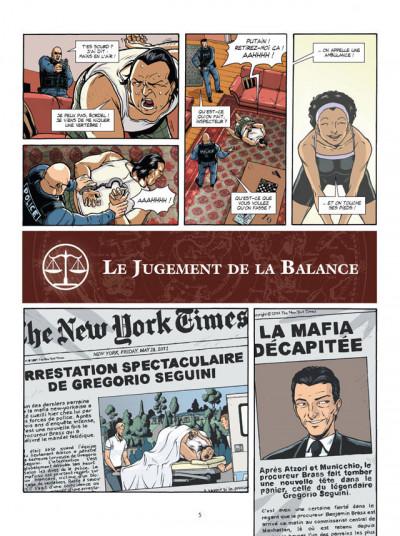 Page 3 zodiaque tome 7 - le jugement de la balance