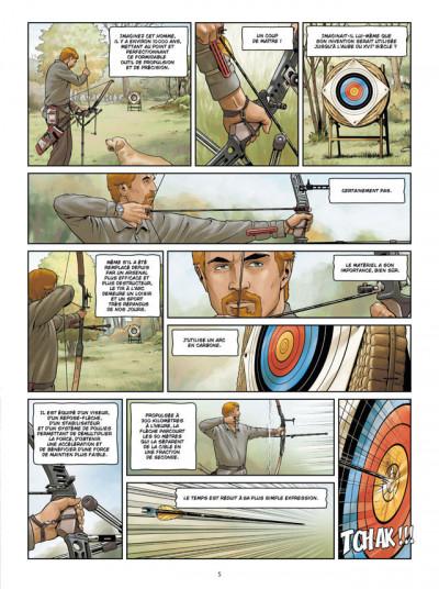 Page 3 zodiaque tome 9 - le voyage du sagittaire