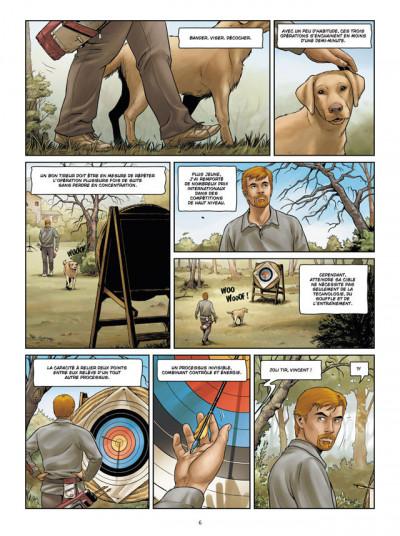 Page 4 zodiaque tome 9 - le voyage du sagittaire