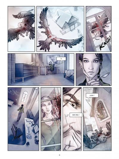 Page 4 zodiaque tome 11 - la malédiction du verseau