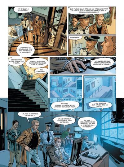 Page 2 zodiaque tome 12 - l'expérience du poissons