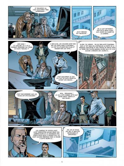 Page 3 zodiaque tome 12 - l'expérience du poissons