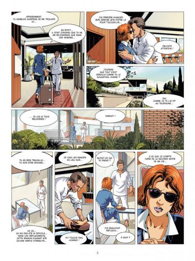 Page 2 Zodiaque tome 13 - le plan du serpentaire