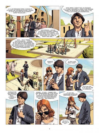 Page 4 Zodiaque tome 13 - le plan du serpentaire