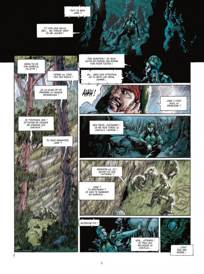 Page 1 septième sens tome 2 - faire des miracles
