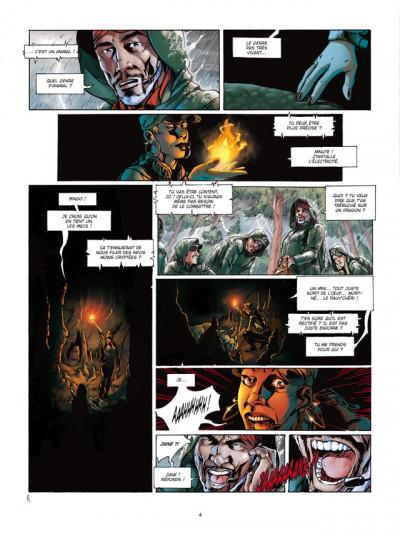 Page 2 septième sens tome 2 - faire des miracles