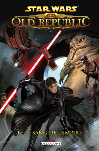 image de star wars - the old republic tome 1 - le sang de l'empire