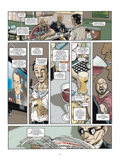 Page 2 vents contraires tome 2 - moissons rouges