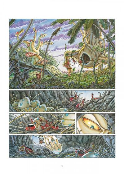 Page 1 Légendes des contrées oubliées - intégrale