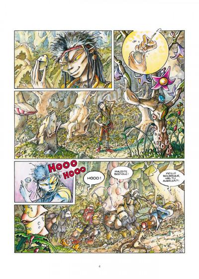 Page 2 Légendes des contrées oubliées - intégrale