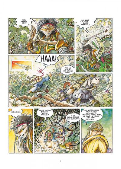 Page 3 Légendes des contrées oubliées - intégrale