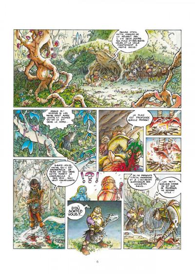 Page 4 Légendes des contrées oubliées - intégrale