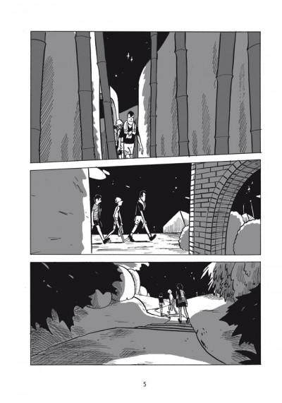 Page 2 l'endormeur tome 2 - Menzareth