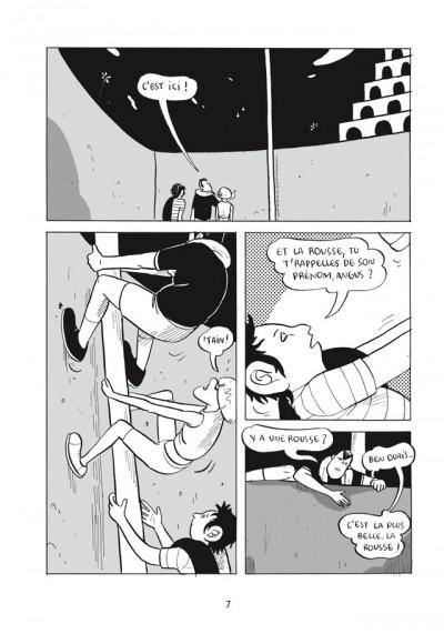 Page 4 l'endormeur tome 2 - Menzareth