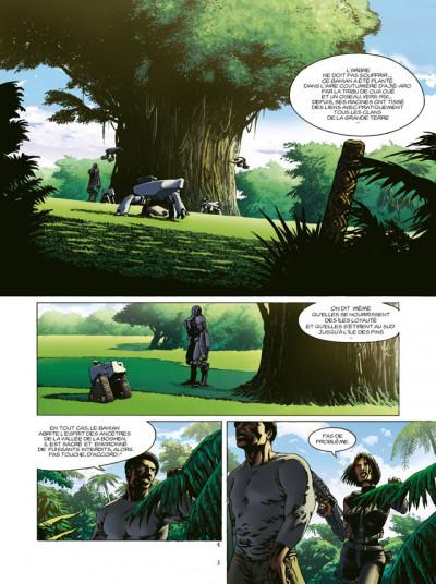 Page 1 Carmen Mc Callum tome 11 - Nouméa-Tchamba