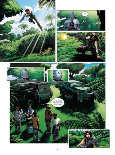 Page 2 Carmen Mc Callum tome 11 - Nouméa-Tchamba