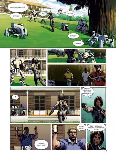 Page 3 Carmen Mc Callum tome 11 - Nouméa-Tchamba
