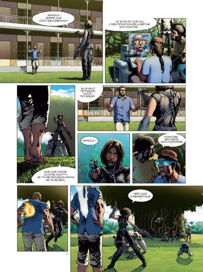Page 4 Carmen Mc Callum tome 11 - Nouméa-Tchamba