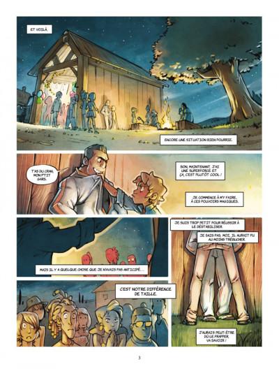 Page 1 Powa tome 3 - rivière