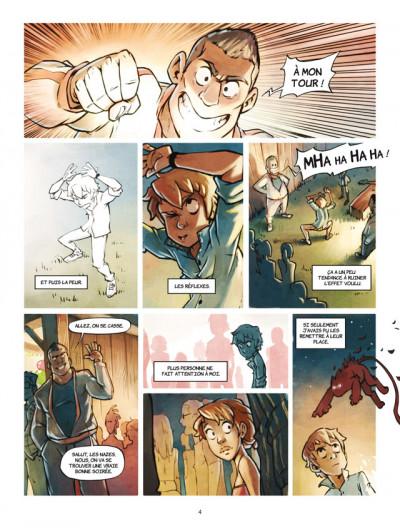 Page 2 Powa tome 3 - rivière