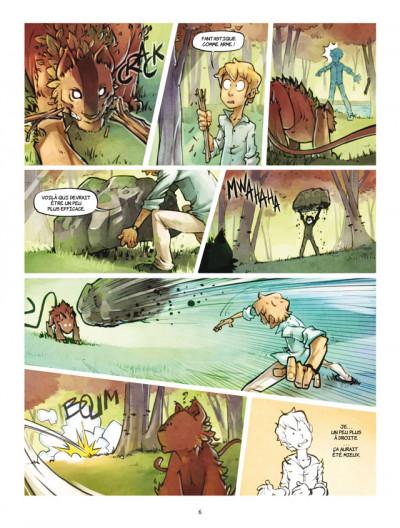 Page 4 Powa tome 3 - rivière