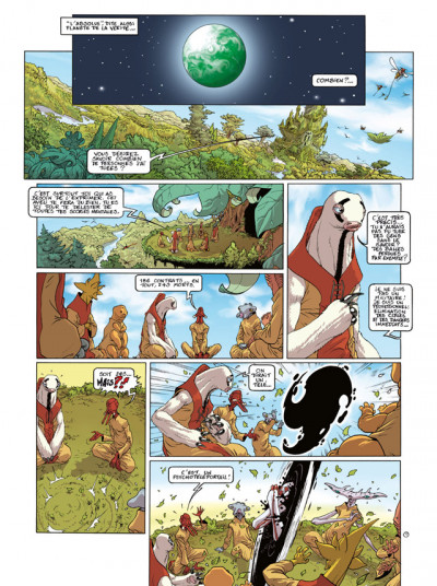 Page 1 sillage tome 14 - liquidation totale