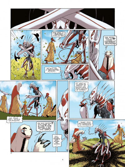 Page 2 sillage tome 14 - liquidation totale