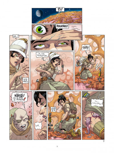 Page 1 Sillage tome 15
