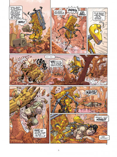 Page 3 Sillage tome 15