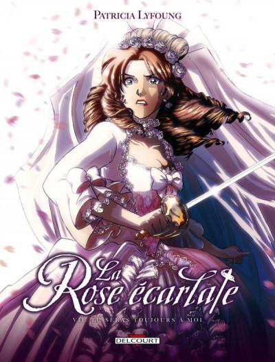 Couverture La rose écarlate tome 7