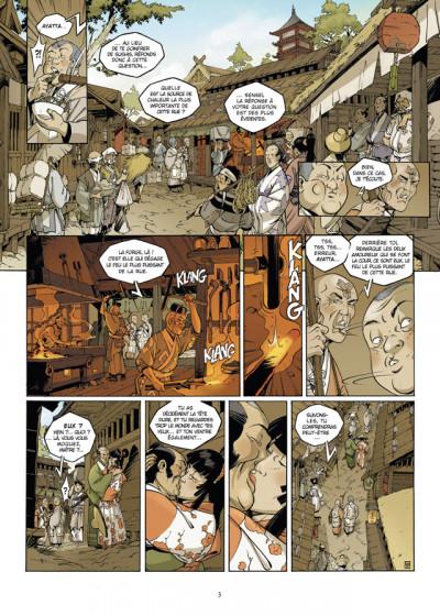 Page 1 Okko tome 7 - le cycle de feu tome 1/2