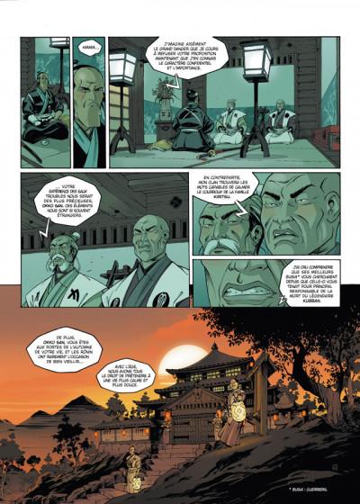 Page 2 Okko tome 7 - le cycle de feu tome 1/2