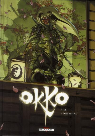 Couverture Okko tome 8