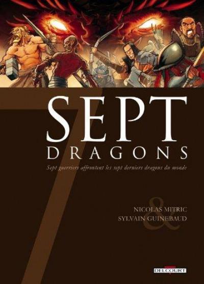Couverture 7 dragons